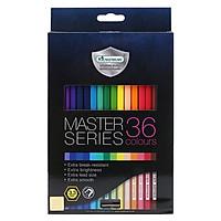 Bộ Màu Vẽ Masterart Series 36 Màu