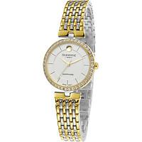 Đồng hồ nữ siêu mỏng Sunrise 9967AA đính đá kính Sapphire