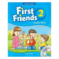 First Friends 2 Student Book and Audio CD Pack (American Edition)