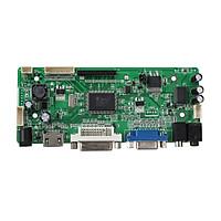 HDMI+DVI+VGA+Audio LCD LED Screen Controller Board DIY Monitor Kit