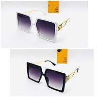 Mắt kính vuông thời trang du lịch dành cho Nữ, chống tia UV400