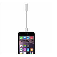 Cáp chuyển tai nghe adapter dùng cho iPhone 7 iPhone 8 iPhone X - Hàng Chính Hãng