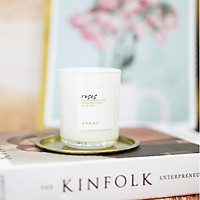 Nến thơm tinh dầu Aurae - 6 mùi hương sang trọng dùng trang trí nhà cửa/quà tặng