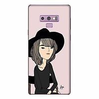 Ốp Lưng Dành Cho Samsung Galaxy Note 9 - Mẫu 84