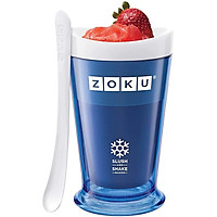 Zoku - Ly làm kem tuyết màu xanh dương