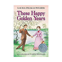 These Happy Golden Years (Little House Book 8) Kindle Edition