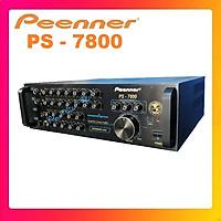 Amply Karaoke Gia đình Cao cấp Peenner PS 7800 - Hàng chính hãng