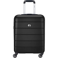 Vali Nhựa Delsey LAGOS TSA : Dây kéo đôi chống trộm;Hệ thống bánh xe 360 độ êm nhẹ; Khóa số tích hợp TSA