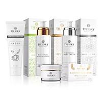 Bộ sản phẩm VIP dưỡng trắng toàn thân & dưỡng trắng da mặt siêu nhanh Truesky