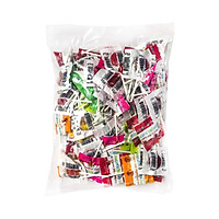 Kẹo mút hữu cơ cho bé 8 hương vị trái cây Yumearth 100 chiếc