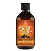 Dầu gội Bồ Kết mềm mượt phục hồi tóc hư tổn dầu Macadamia 300ml MACALAND dành cho mọi loại tóc công dụng cung cấp dưỡng chất từ gốc tới ngọn, giảm rụng giảm gàu giảm chẻ ngọn hàng công ty chính hãng, xuất xứ Việt Nam