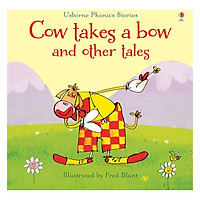 Usborne Cow takes a bow and other tales (bind-up of six titles) w CD