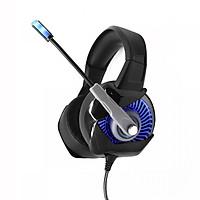 Tai nghe chụp tai chuyên game EXAVP K6 led đa màu - HÀNG CHÍNH HÃNG