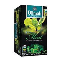 Hồng trà bạc hà Dilmah 2g*20 gói