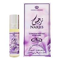 Tinh dầu nước hoa NỮ_ NARJIS Al-Rehab (hàng chính hãng )