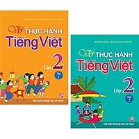 Combo Vở Thực Hành Tiếng Việt Lớp 2 (Bộ 2 Cuốn)