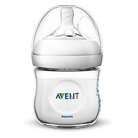 01 Bình Sữa Bằng Nhựa Không Có BPA Philips Avent (125ml)