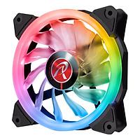 Quạt Raijintek IRIS 12 RBW ADD - 1 (Addressable LED) - Hàng Chính Hãng