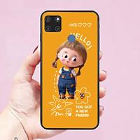 Ốp lưng dành cho điện thoại Realme C12 Hình Baby Shades