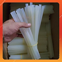 Combo 10 Que Keo nến silicon 150x7mm