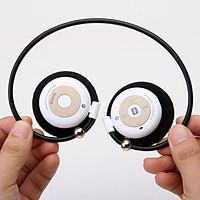 Bluetooth Wireless Stereo Sports Run Headphone Headset Mic for iPhone 5 S Galaxy