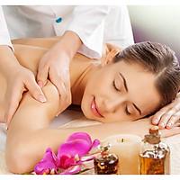 Massage Thư Giãn Kết Hợp Thanh Tẩy Sáng Da, Trị Mụn Vùng Lưng Tại Paradise Spa