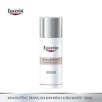 Kem dưỡng trắng da ban đêm Eucerin UltraWHITE+ SPOTLESS Night (50ml)