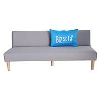 Ghế Sofa Giường BizSofa Bed MLF-161 168x70x70 cm - Xám Trắng