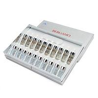 Set 20 siêu tinh chất dưỡng trắng Bergamo Snow White & Vita-White Whitening Perfection Ampoule 20 lọ ( HÀNG CHÍNH HÃNG )