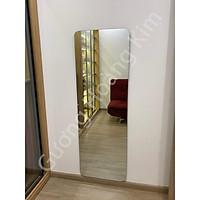 Gương soi toàn thân dán, treo tường cao cấp kích thước 40x120cm - Mirror