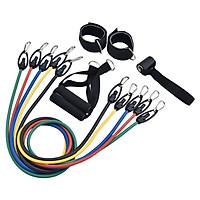 Bộ 5 dây đàn hồi tập thể dục MDBuddy MD1366