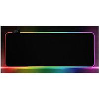 Bàn di chuột, tấm Lót chuột (mouse pad) RGB kích thước 80x30, 90x40