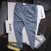 quần dài joger màu xanh