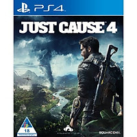 Đĩa Game Ps4: Just Cause 4