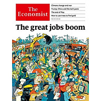 The Economist: The Great Jobs Boom - 21.19