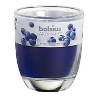 Ly nến thơm Bolsius Blueberry BOL7907 295g (Hương việt quất)