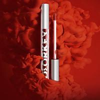 Colorkey Velvet Liquid Lipstick Matte Lip Gloss Glaze Waterproof Long-lasting Makeup -Silver Tube
