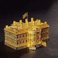Mô hình thép 3D tự ráp White House