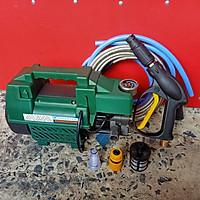 máy rửa xe mini công suất 2500w lõi đồng - công nghệ nhật bản