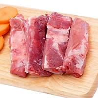 [ Chỉ giao HN]- Sườn không cục thịt heo 1kg