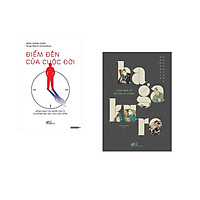 Combo 2 cuốn sách: Điểm đến của cuộc đời + Hagakure - Luận Đàm Về Cốt Tủy Võ Sĩ Đạo