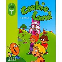 MM Publications: Truyện luyện đọc tiếng Anh theo trình độ - COOKIE LAND (without CD-ROM)