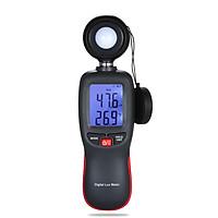 Máy đo sáng cầm tay thông minh hỗ trợ màn hình LCD 0-200000 Lux