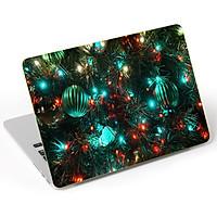 Miếng Dán Skin Trang Trí Mặt Ngoài + Lót Tay Laptop Holidays LTHLD - 191