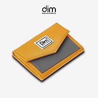Ví Vải Đựng Thẻ Unisex Màu Phối DIM Flap Wallet