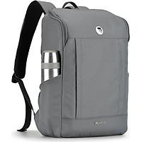 Balo laptop 15.6 inch Mikkor Kalino Backpack Mouse Grey