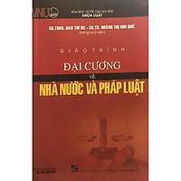 Giáo Trình Đại Cương Về Nhà Nước Và Pháp Luật