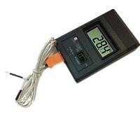 Đồng hồ đo nhiệt độ trục uốn tóc chuyên nghiệp cho Salon