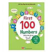 Sách Tương Tác - Lift - The - Flap - Lật Mở Khám Phá - First 100 Numbers - 100 Số Đếm Đầu Tiên (Tái Bản)