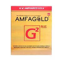 Viên uống bổ não, hoạt huyết dưỡng não, hỗ trợ bồi bổ sức khỏe Amfagold G2 Plus